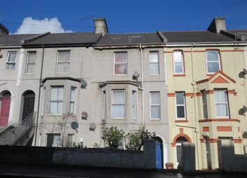 Thumbnail 2 bed flat for sale in Percy Terrace, Lipson, Plymouth
