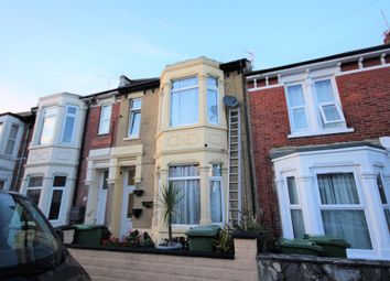 Thumbnail 4 bedroom terraced house for sale in Queens Road, Portsmouth
