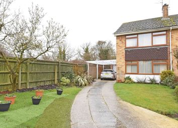 Thumbnail 3 bedroom semi-detached house for sale in Volunteer Road, Theale, Reading