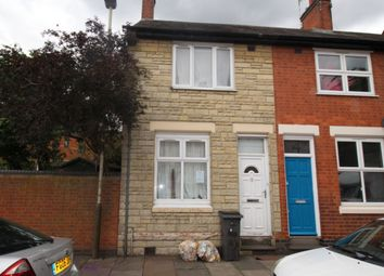 Thumbnail 3 bed terraced house to rent in Hoby Street, Leicester