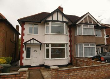 Thumbnail Semi-detached house to rent in Roxeth Green Avenue, South Harrow, Harrow
