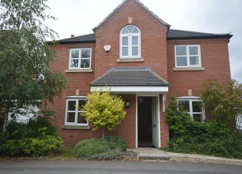 Thumbnail 4 bed detached house to rent in Mill Pool Way, Sandbach, Cheshire