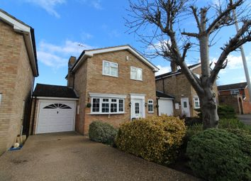 Kilpin Green, North Crawley, Newport Pagnell, Buckinghamshire MK16. 3 bed detached house for sale