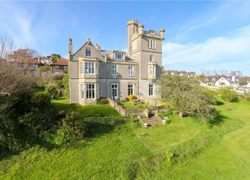 Thumbnail 5 bed terraced house for sale in Yannon Towers, The Yannons, Teignmouth, Devon