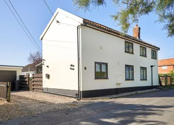 Thumbnail 3 bedroom detached house for sale in The Common, Harleston