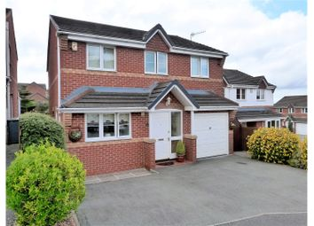 Thumbnail 4 bed detached house for sale in Seathwaite Way, Accrington