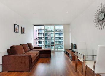 Thumbnail 1 bed flat for sale in Warwick Building, Chelsea Bridge Wharf, London.