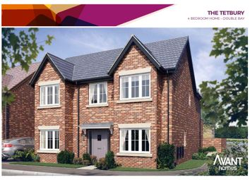 Thumbnail 4 bed detached house for sale in Cildes Croft, Kilsby, Rugby