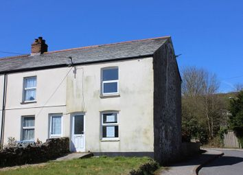 Thumbnail 2 bed end terrace house for sale in Tregarth, Penwithick, St. Austell