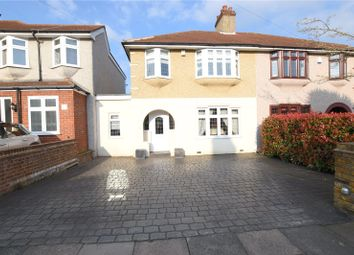 Thumbnail 3 bed semi-detached house for sale in Ashbourne Ave, Bexleyheath