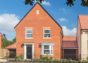 "Thumbnail 4 bed link-detached house for sale in ""Irving"" at Sir Williams Lane, Aylsham, Norwich"