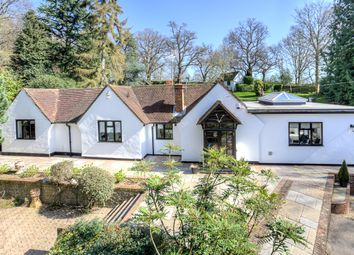 Thumbnail 3 bed detached house for sale in Weald Road, South Weald, Brentwood, Essex