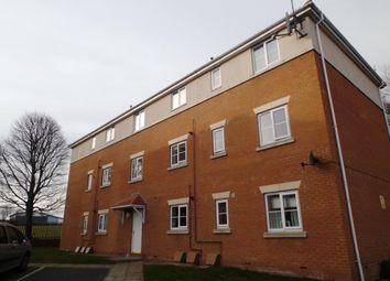 Thumbnail 2 bedroom flat to rent in Burdon Court, Horden, Peterlee