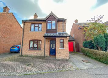 Thumbnail 3 bed detached house for sale in Cameron Green, Taverham, Norwich.