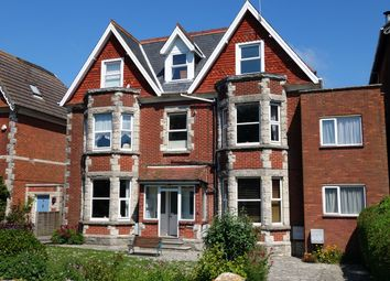 Thumbnail 1 bed flat to rent in Gilbert Road, Swanage