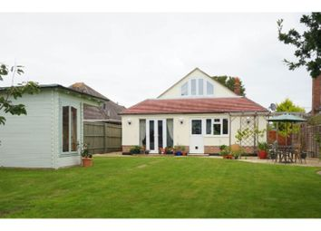 Thumbnail 4 bed detached house for sale in Hengistbury Road, New Milton