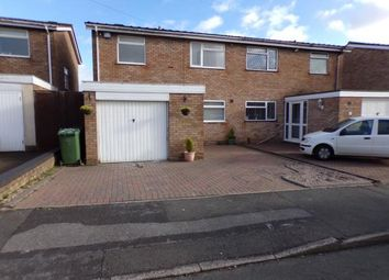 Thumbnail 3 bed semi-detached house for sale in St. Marks Road, Pelsall, Walsall