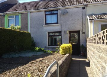 Thumbnail 1 bed terraced house to rent in Mill Street, Trecynon, Aberdare