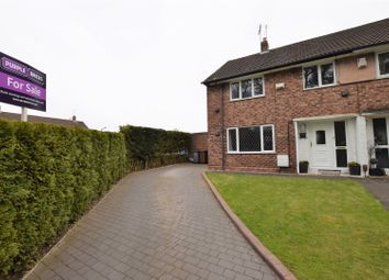 Thumbnail 3 bed semi-detached house for sale in Lowfields Avenue, Eastham