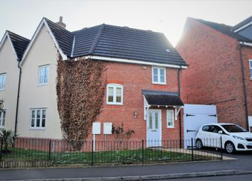 Thumbnail 3 bed property for sale in Barons Close, Kirby Muxloe, Leicester