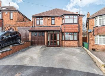Thumbnail 4 bedroom detached house for sale in Charlemont Avenue, West Bromwich, West Midlands, .