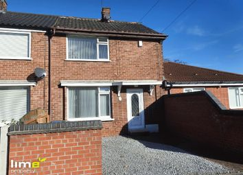 Thumbnail 2 bed terraced house to rent in Vaughan Road, Hessle, East Yorkshire