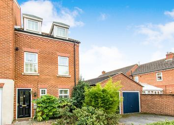 Thumbnail 3 bed terraced house for sale in Partridge Green, Witham St. Hughs, Lincoln