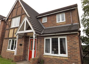 Thumbnail 4 bed detached house for sale in Eden Court, Nuneaton