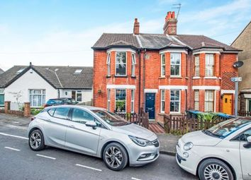 Thumbnail 2 bedroom end terrace house for sale in Crescent Road, Hemel Hempstead, Hertfordshire, .