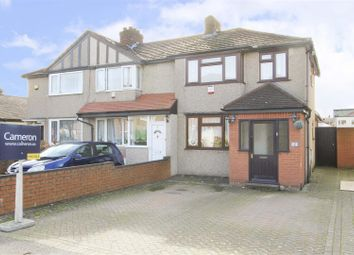 Thumbnail 3 bed property for sale in Peachey Close, Cowley, Uxbridge