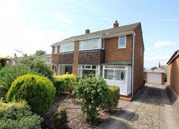Thumbnail 3 bed semi-detached house for sale in Purbeck Grove, Garforth, Leeds