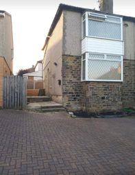 Thumbnail 2 bed semi-detached house for sale in Welwyn Drive, Shipley, West Yorkshire