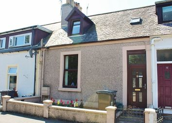 Thumbnail 2 bed terraced house for sale in 34 Station Street, Stranraer