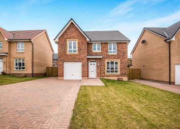 Thumbnail 4 bed detached house for sale in Manse Road, Stonehouse, Larkhall