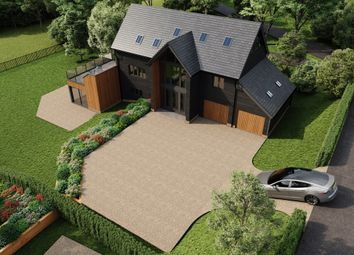 Thumbnail 5 bed detached house for sale in Mill Lane, Therfield, Royston