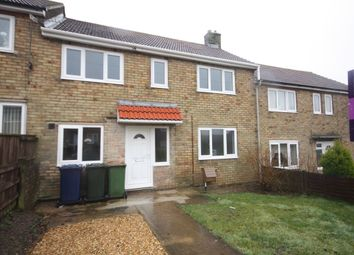 Thumbnail 3 bed terraced house to rent in Barnard Road, Easington, Saltburn-By-The-Sea