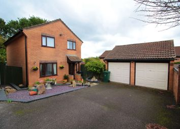 Thumbnail 4 bed detached house for sale in The Maltings, Pontprennau
