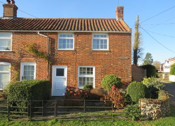 Thumbnail 2 bed cottage for sale in The Street, Snape, Saxmundham