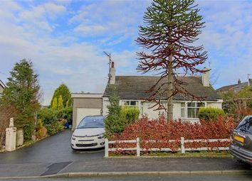 Thumbnail 3 bed detached bungalow for sale in Mill Hill Lane, Burnley, Lancashire