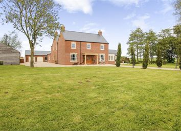 Thumbnail 6 bed detached house for sale in North Lane, Marshchapel, Grimsby, Lincolnshire