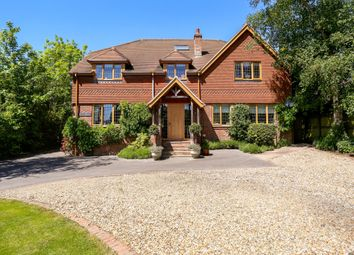 Thumbnail 5 bed detached house to rent in Little Bull Lane, Waltham Chase, Southampton
