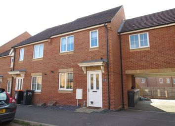 Thumbnail 2 bed end terrace house for sale in Cormorant Way, Leighton Buzzard