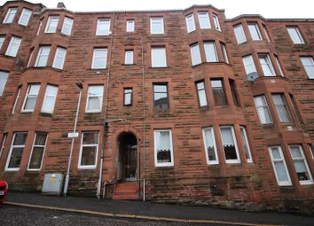 Thumbnail 2 bed flat for sale in Mary Street, Port Glasgow