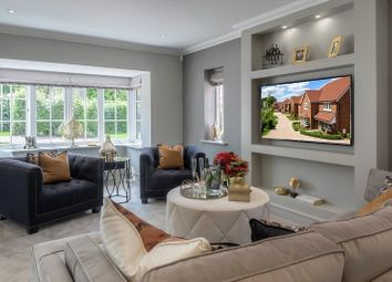 Thumbnail 4 bed semi-detached house for sale in Plot 23 Parklands Manor, Besselsleigh, Oxfordshire