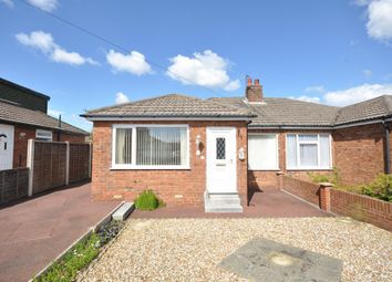 Thumbnail 2 bed semi-detached bungalow for sale in Rydal Avenue, Freckleton, Preston, Lancashire