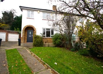 Thumbnail 3 bed semi-detached house to rent in Auckalnd Gardens, Crystal Palace