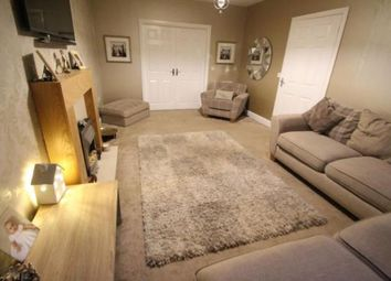 Thumbnail 4 bed detached house for sale in Denny Crescent, Saltcoats, North Ayrshire