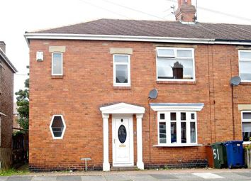 Thumbnail 3 bedroom semi-detached house for sale in Eastbourne Avenue, Newcastle Upon Tyne, Tyne And Wear