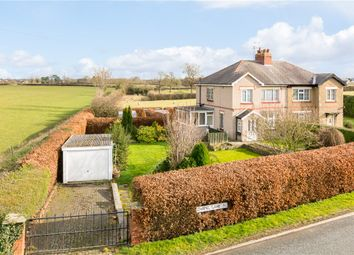 Thumbnail 3 bed semi-detached house for sale in Chapel Lane, Clifford, Wetherby, West Yorkshire