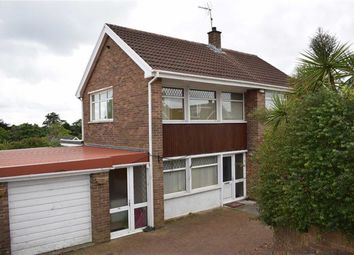 Thumbnail 3 bed detached house for sale in Hendrefoilan Avenue, Sketty, Swansea
